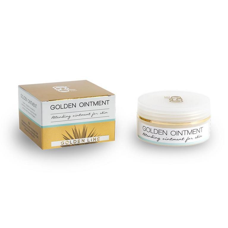 Golden Ointment: Masť na kožné problémy