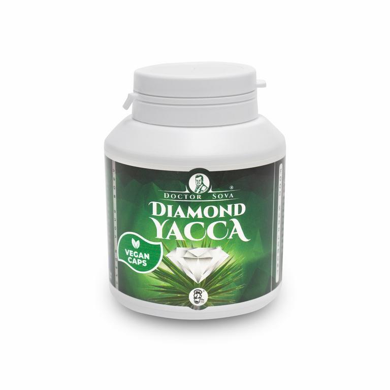 Diamond Yacca 140 kapsúl